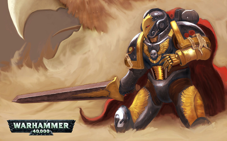 Warhammer 40000 Space Marine Wallpaper 2836 Game   bwalles 1440x900