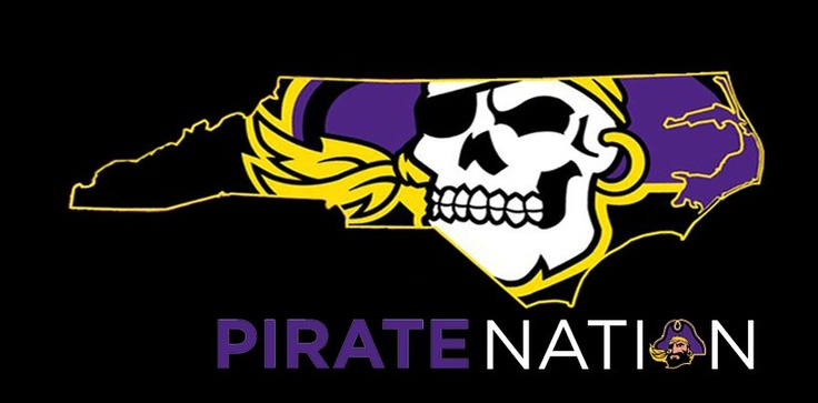 ECU Pirate Nation ARGGHHHH They love their football in Greenville 736x363