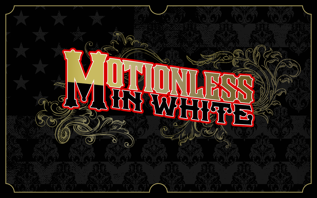 Motionless In White Wallpapers 1280x800