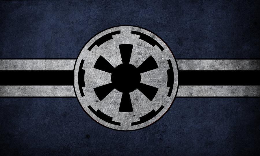 Galactic Empire Logo Wallpaper starwarsforce 900x540
