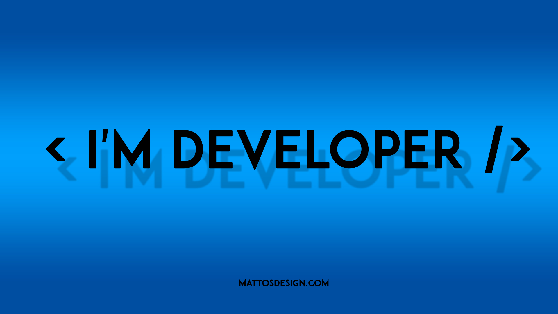 Developer Wallpaper 1920x1080