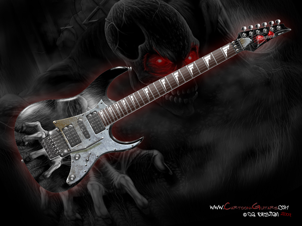 Awesome Desktop Wallpapers Guitar Edition 1280x960