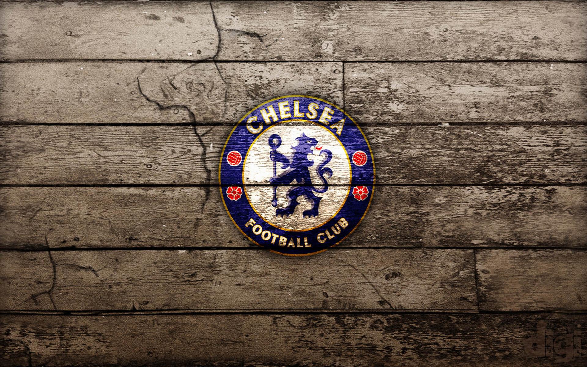 HD Chelsea FC Logo Wallpapers 1920x1200