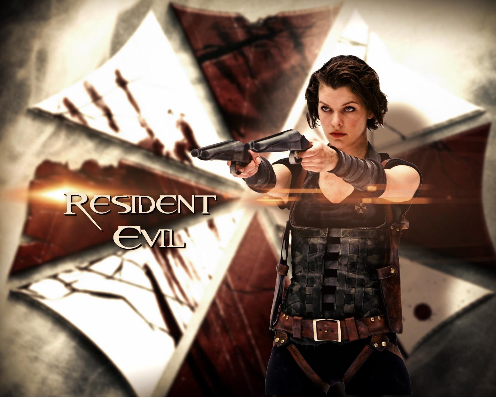 70 Resident Evil Milla Jovovich Wallpaper On Wallpapersafari