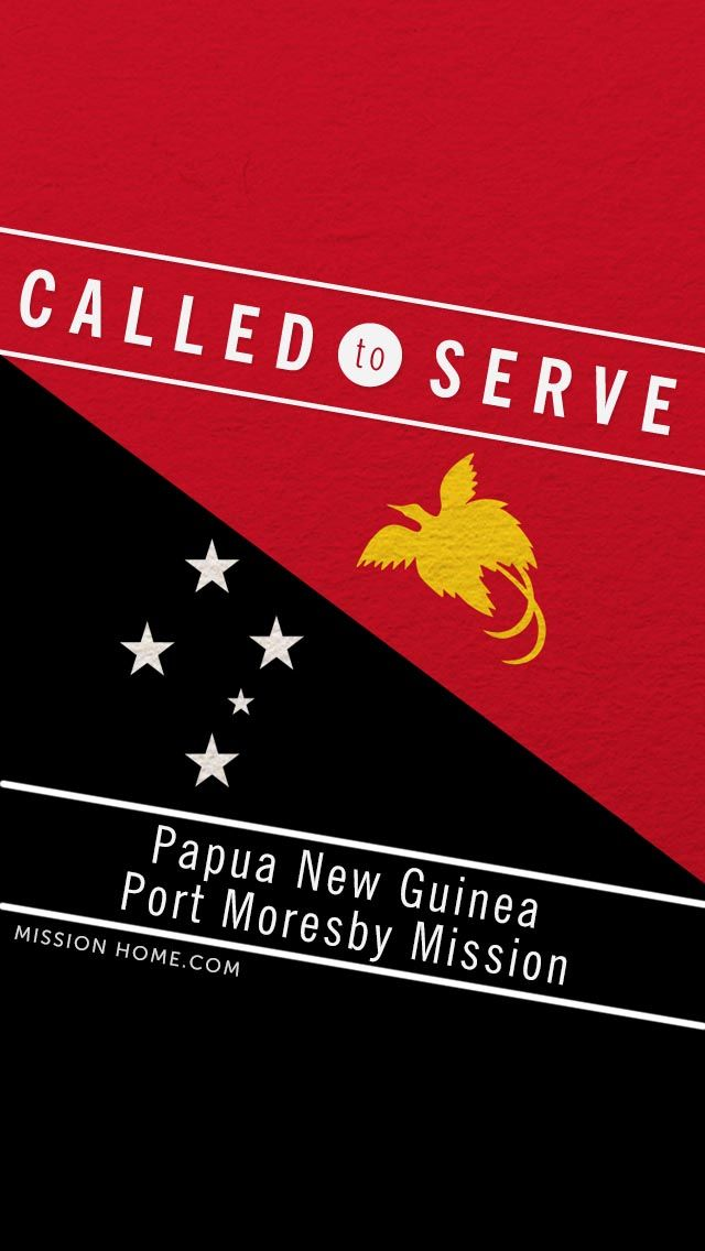 iPhone 54 Wallpaper Called to Serve Papua New Guinea Port 640x1136