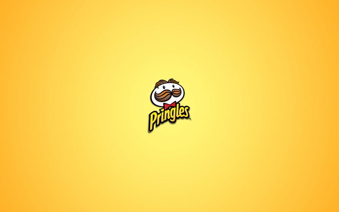 Minimalistic food pringles wallpaper 2560x1600 14107 WallpaperUP 1120x700
