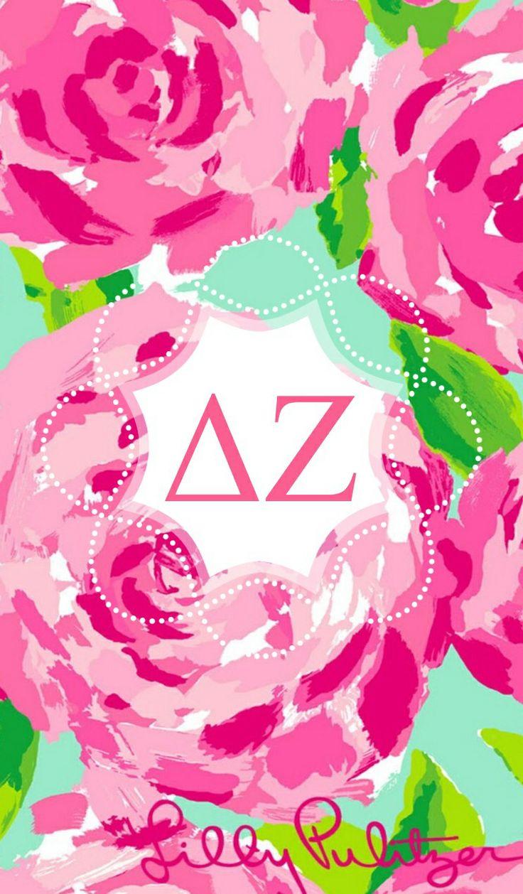 delta zeta wallpaper