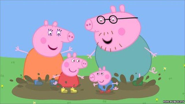 PEPPA PIG PARTY TIME Facciamo festa insieme 640x360