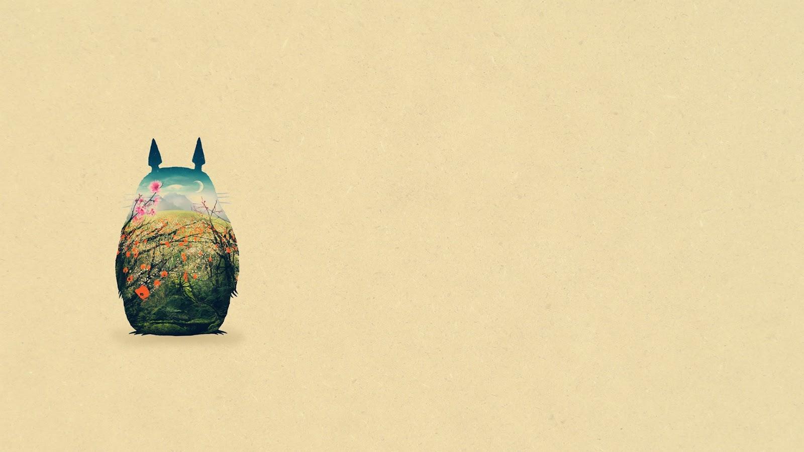 Anime Wallpapers My Neighbor Totoro   Anime Wallpaper 1600x900