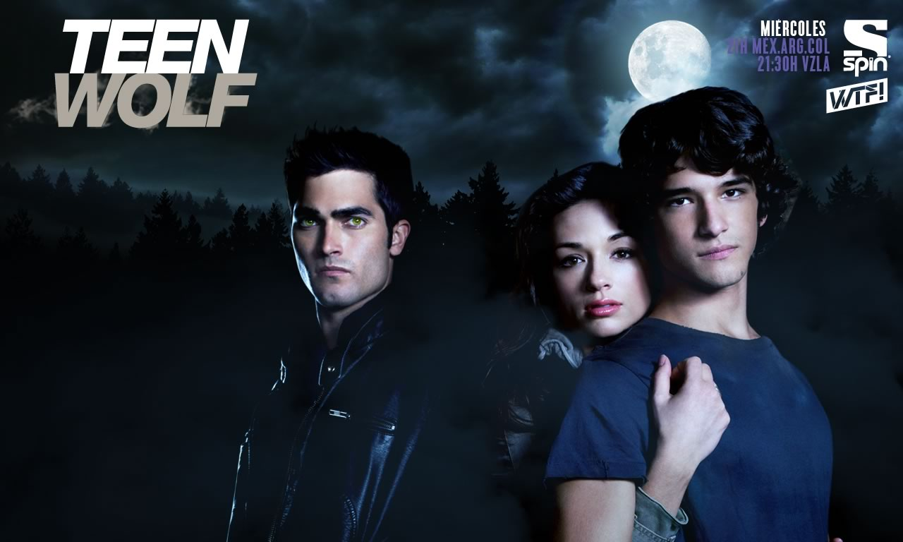 Teen Wolf Hd Wallpapers - Wallpapersafari-8490
