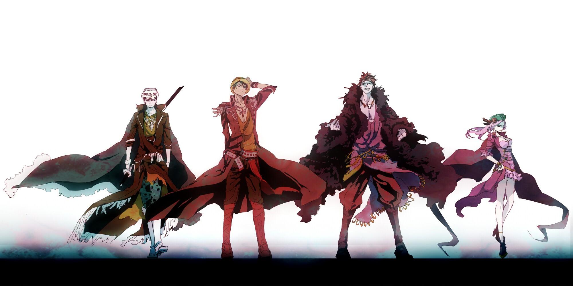 Anime   One Piece Wallpaper 2000x1000