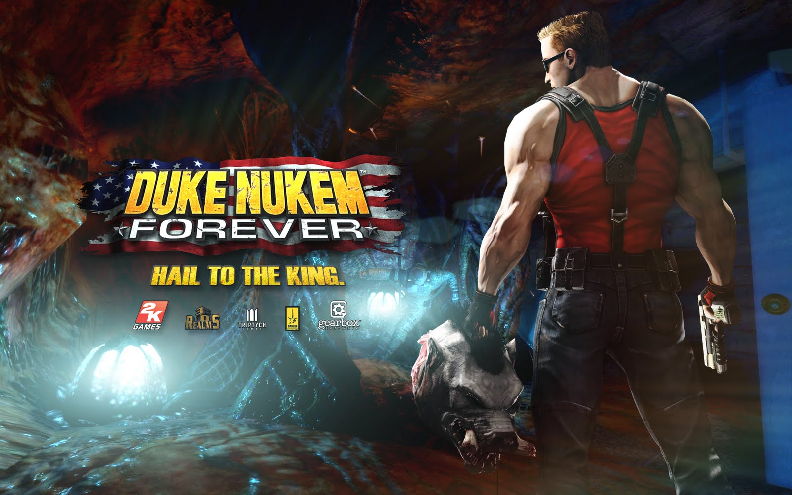 Duke Nukem Forever HD Wallpapers Download HD Video Game Wallpapers 1600x1000