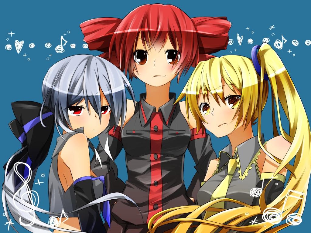 Yowane Haku Wallpaper   Zerochan Anime Image Board 1024x768