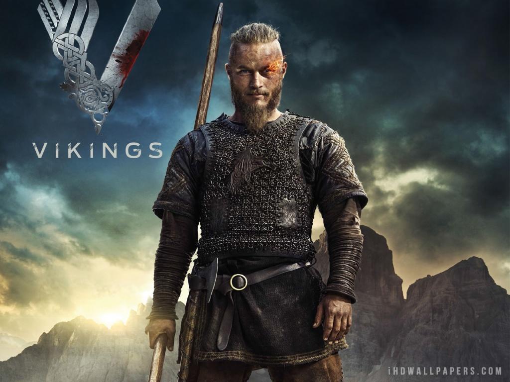 Vikings Season 2 TV Series HD Wallpaper   iHD Wallpapers 1024x768