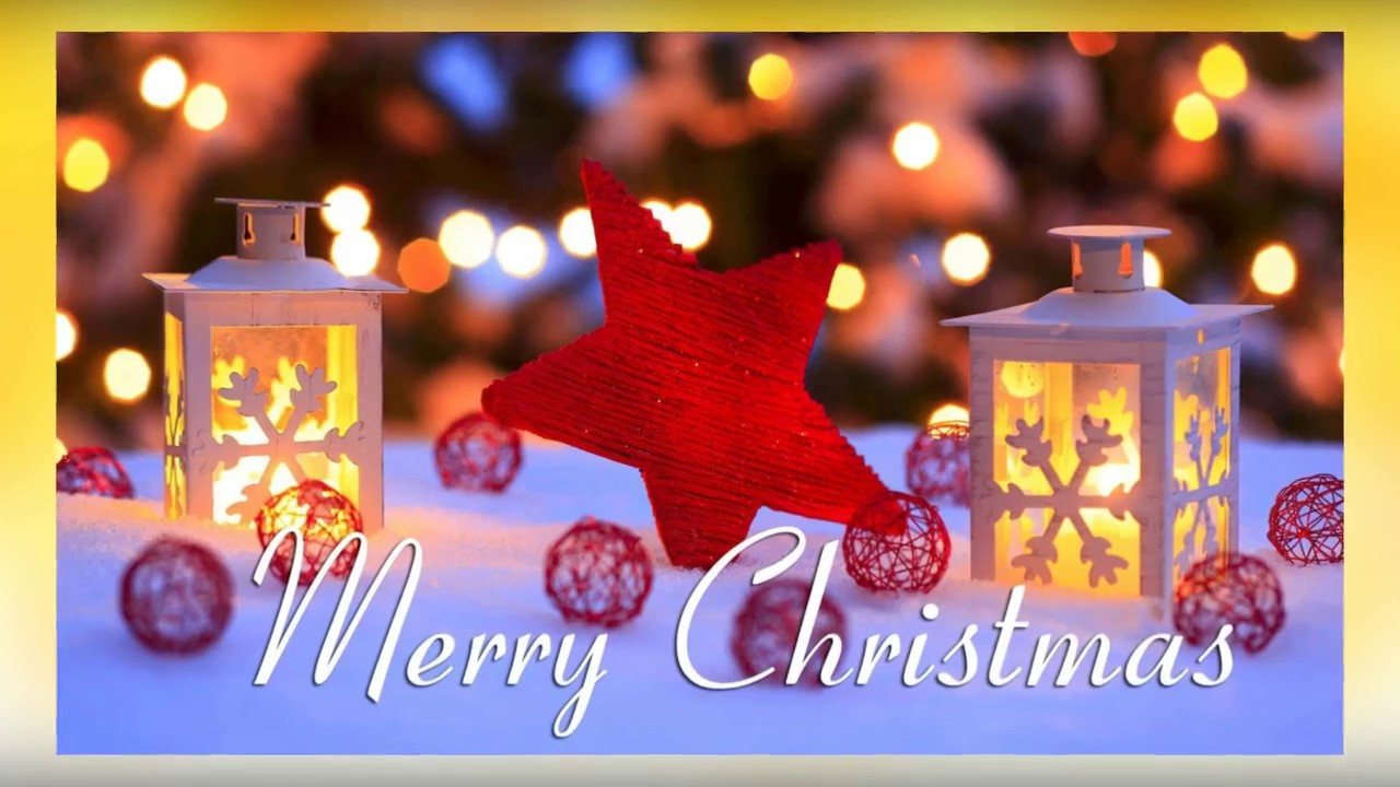 Merry Christmas Images Wishes Greetings Wallpapers Gifts Cards 1280x720