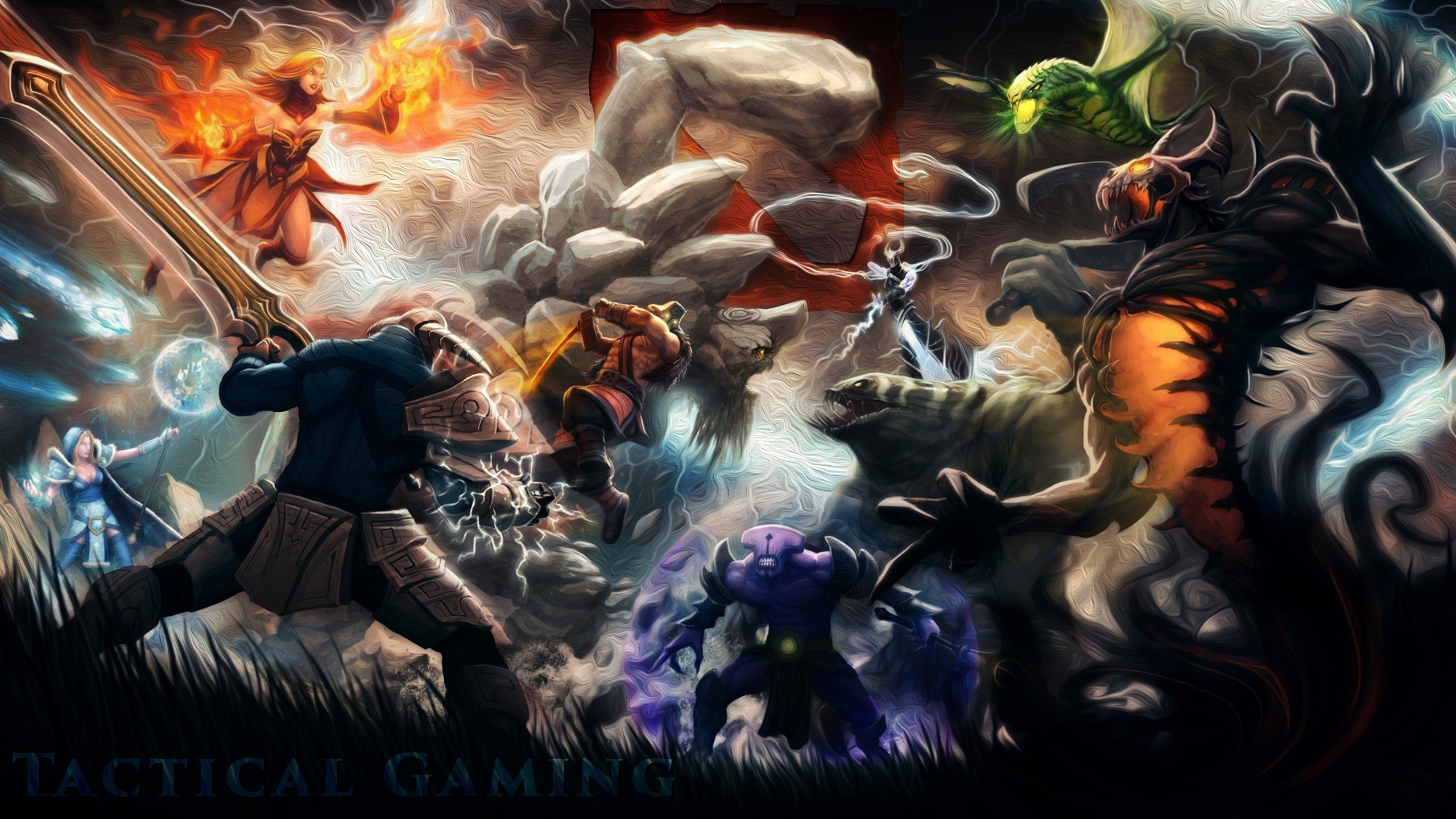 Dota2 Wallpaper   PC Wallpapers   Gallery   Tactical Gaming 2560x1440
