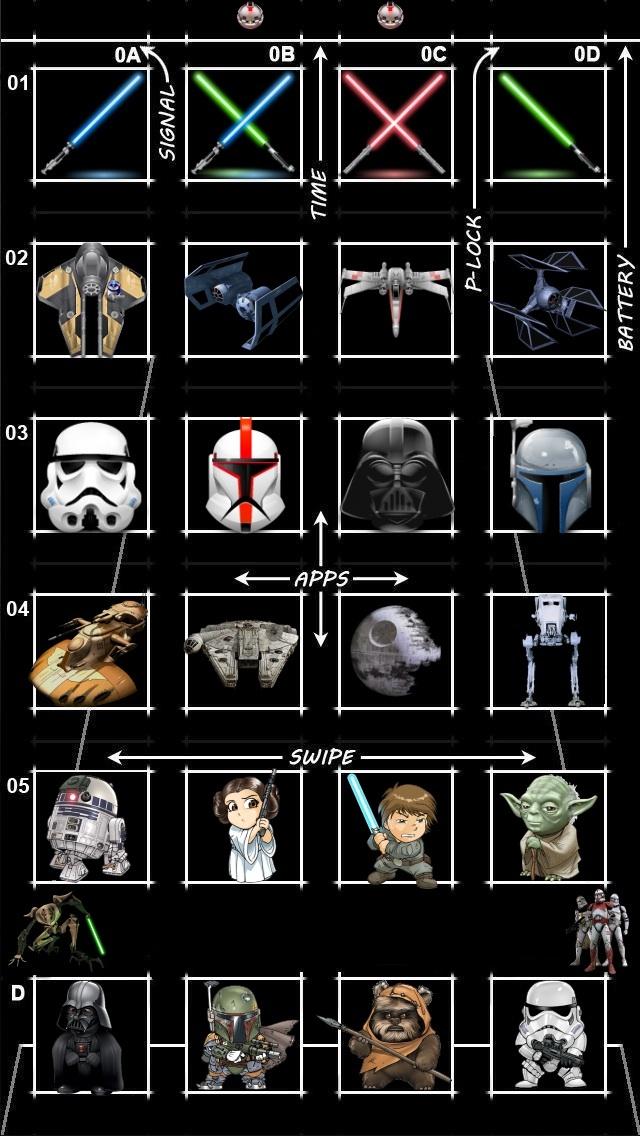 Star Wars IPhone 5 Wallpaper Star Wars Pinterest 640x1136