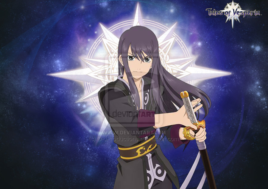 Yuri Tales Of Vesperia Poster2 by D JProductions 900x636