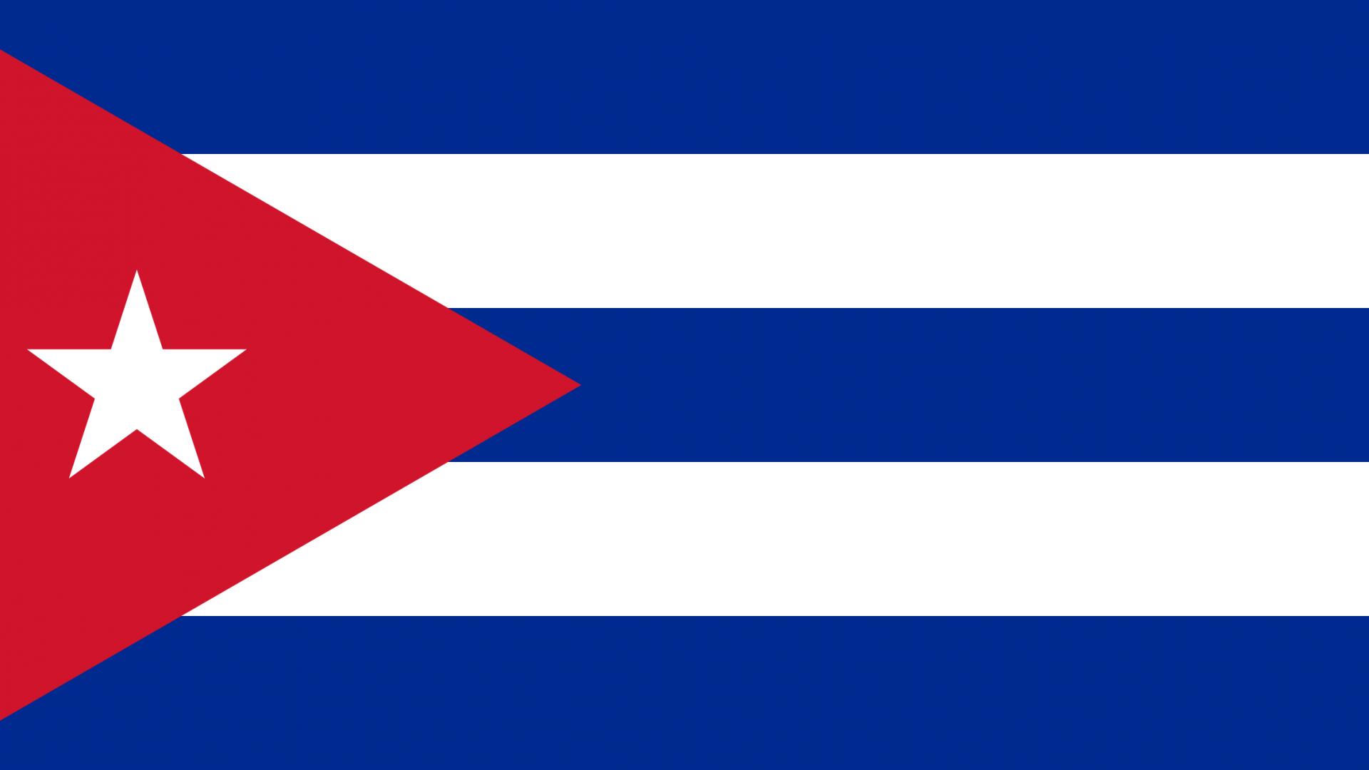 Pics Photos   Cuban Flag Wallpaper 1920x1080
