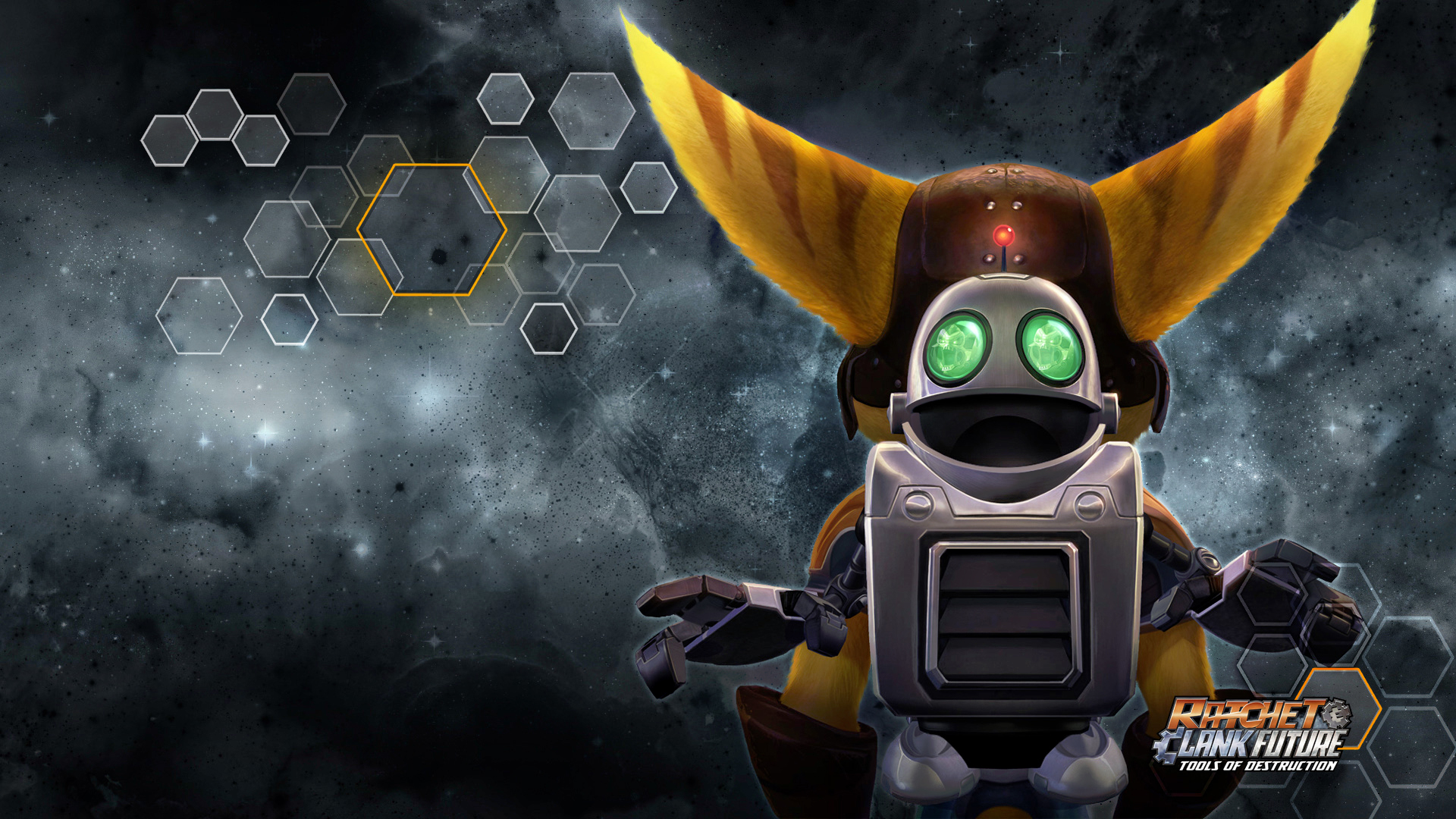 Ratchet And Clank Wallpaper HD