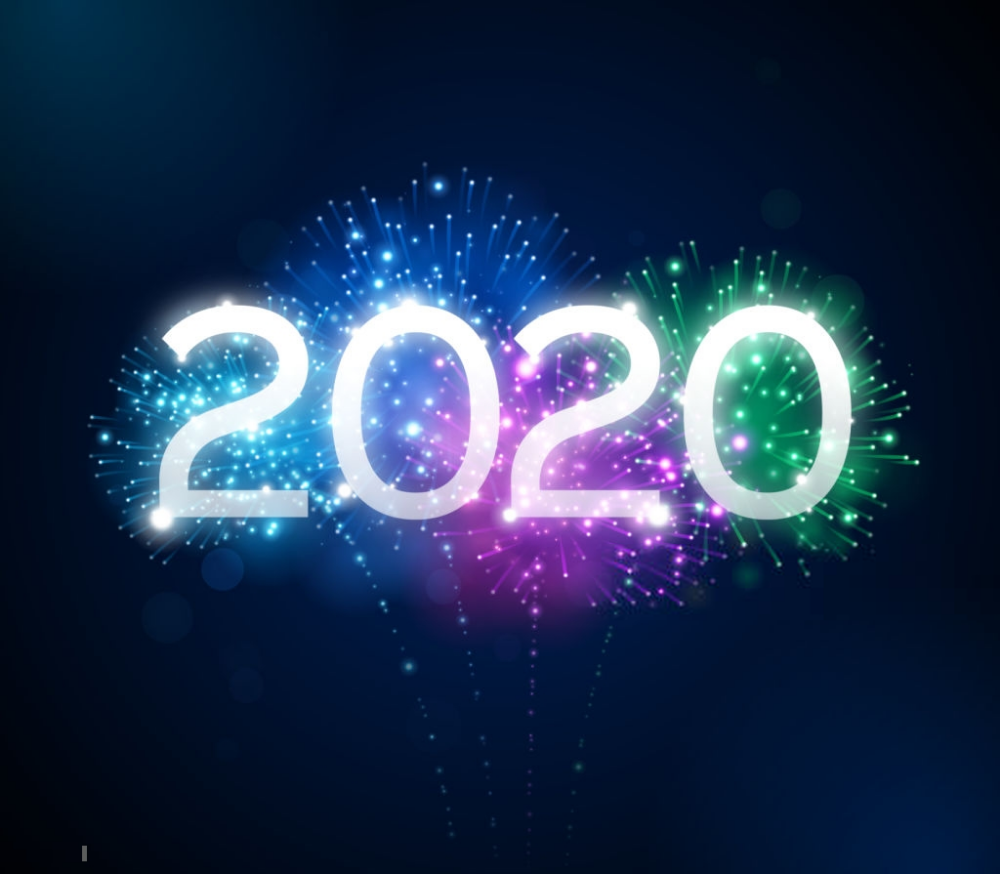 Pin on New Year 2020 Images Wallpapers 1000x874