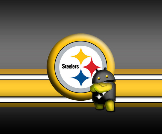 Pittsburgh Steelers Android Central 550x458