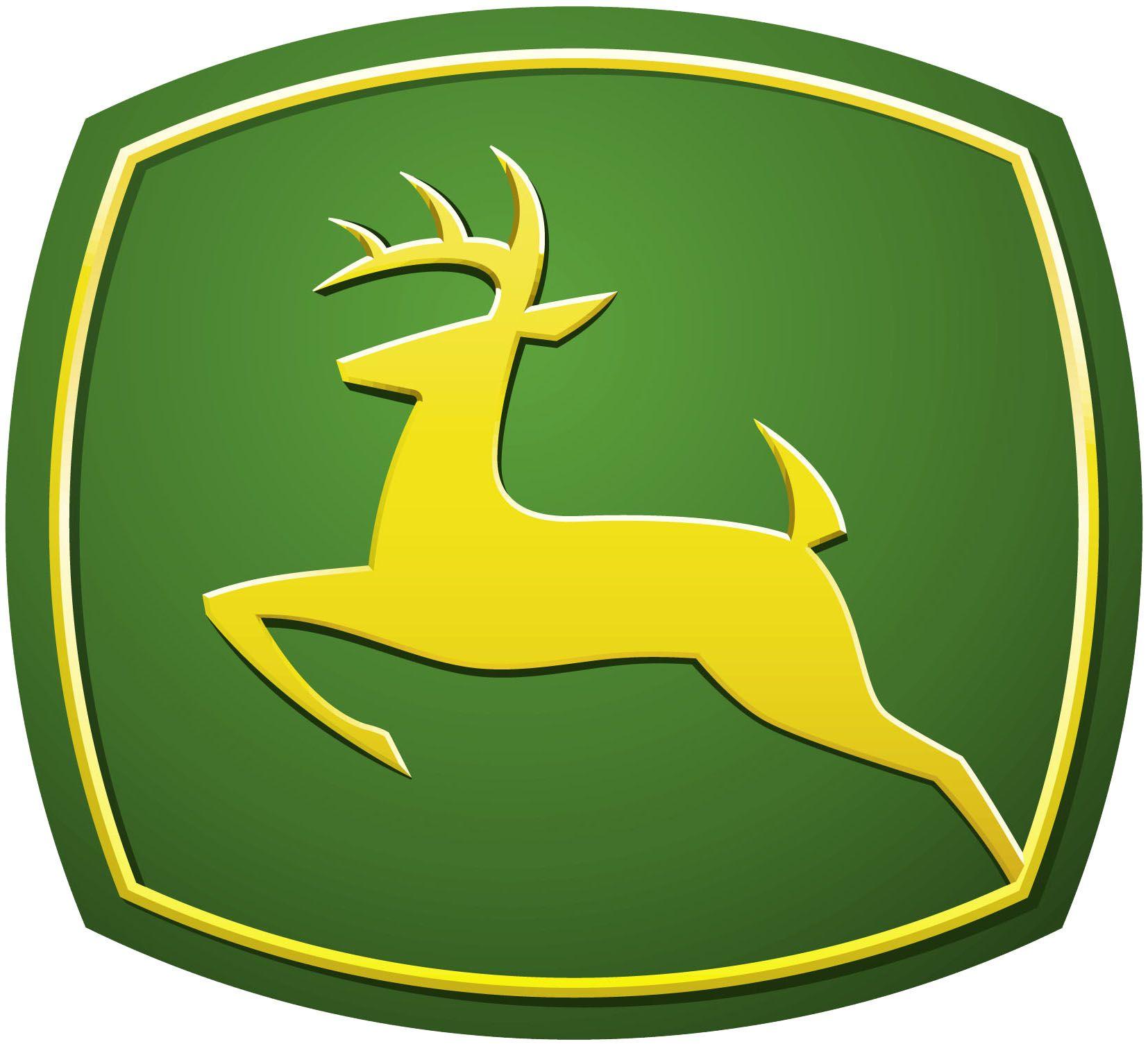 John Deere Logo Wallpaper 2015