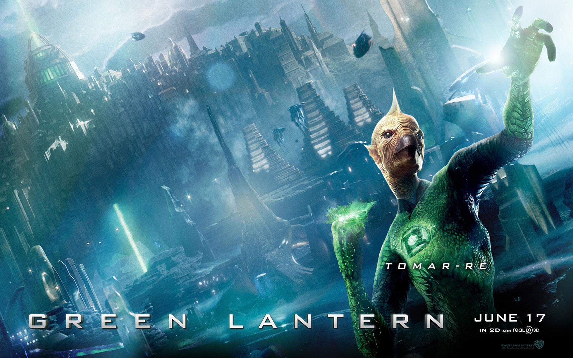 Green Lantern 1920x1200