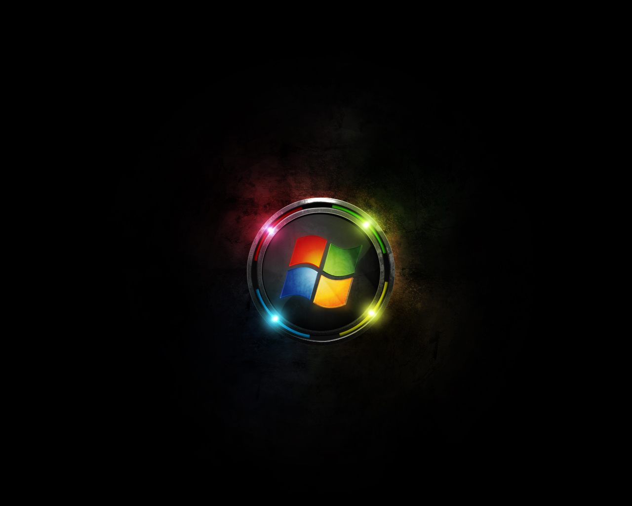 Windows Black Wallpaper HD Wallpaper 3D Abstract Wallpapers 1280x1024