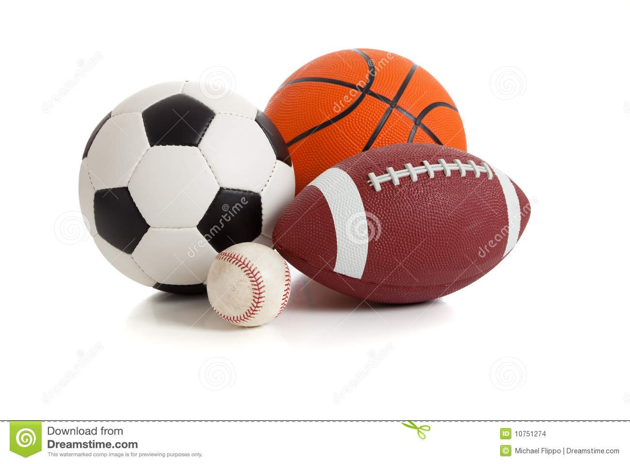 Sports Balls Wallpaper Wallpapersafari