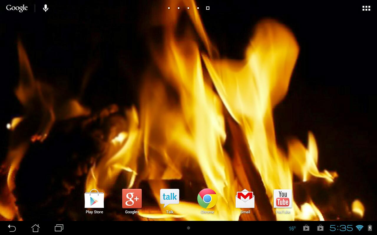 Animated Live Wallpapers   Android 1280x800