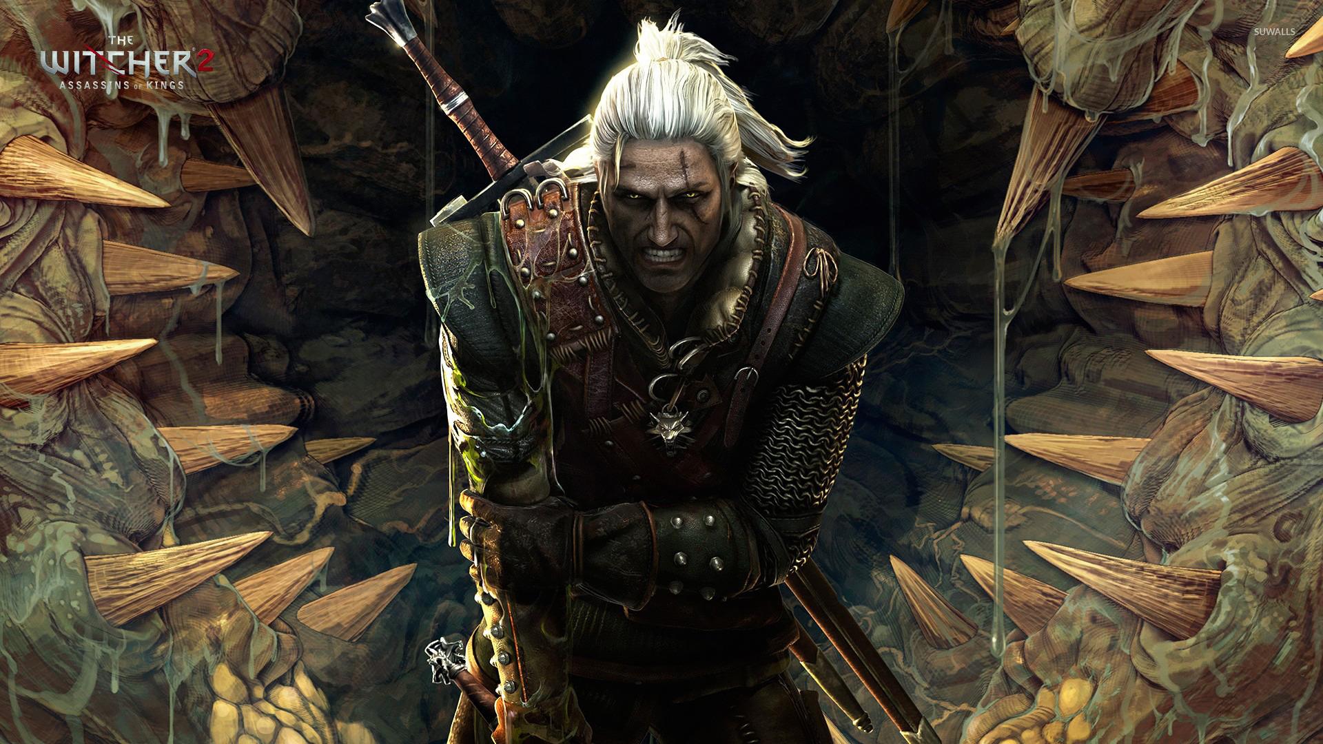 Geralt   The Witcher 2 Assassins of Kings [2] wallpaper   Game 1920x1080