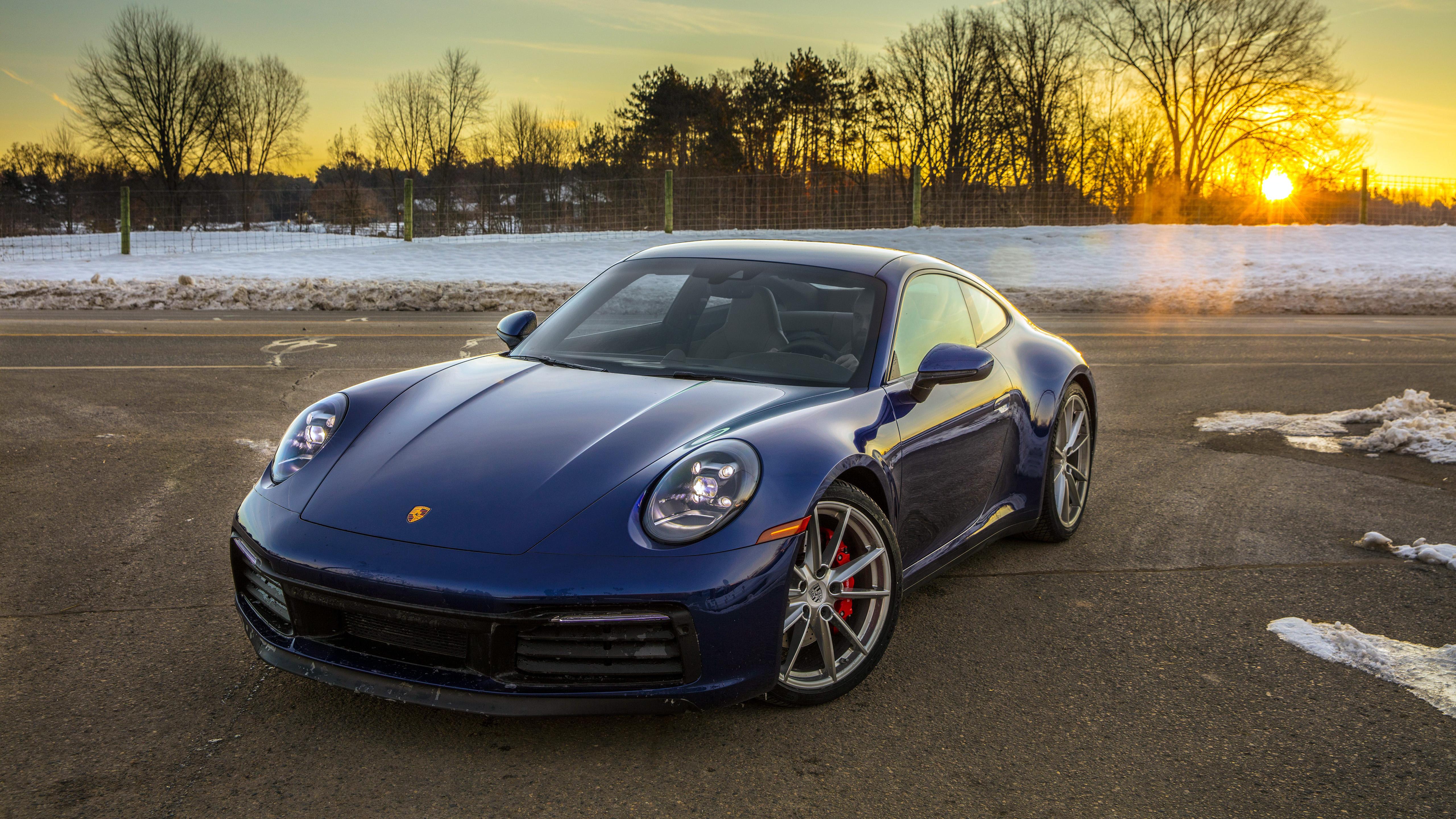 2020 Porsche 911 Carrera 4S 5K Wallpaper HD Car Wallpapers ID 5120x2880
