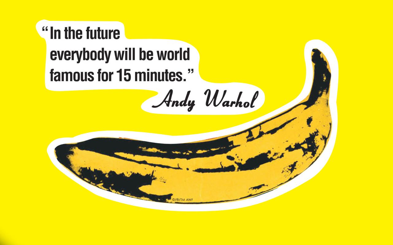 48 Andy Warhol Wallpapers On Wallpapersafari
