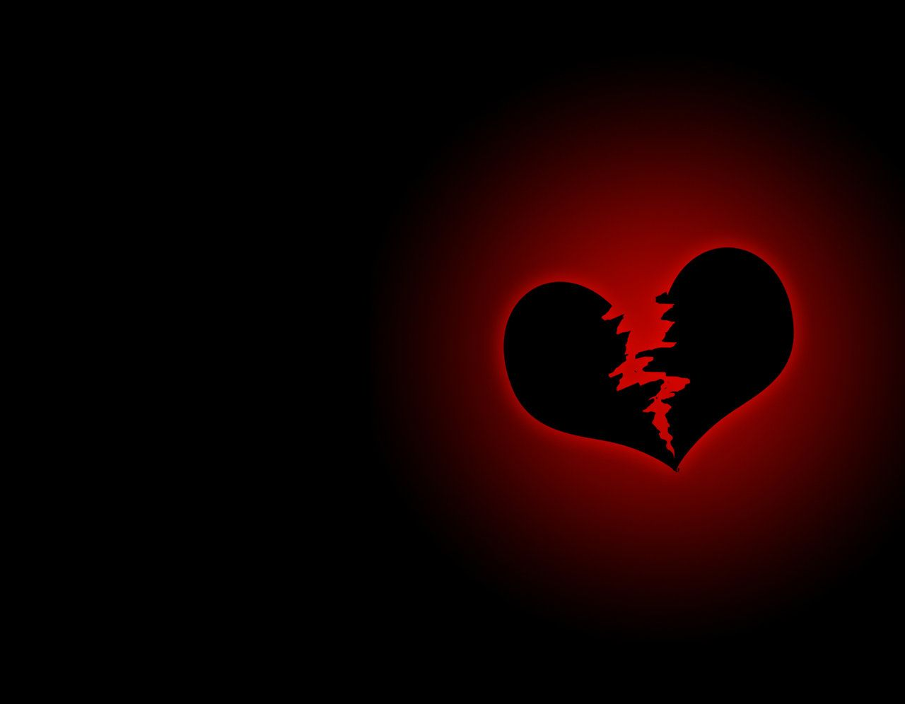 Broken hearts wallpaper 97985 at Love Wallpapers 1080p 1280x996