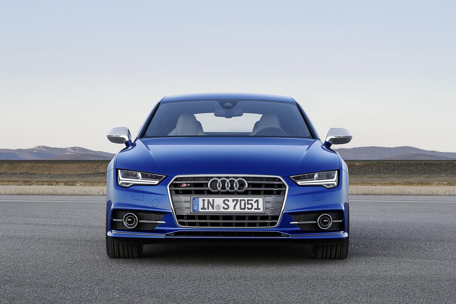 Audi S7 Facelift Wallpaper   HD 1600x1066