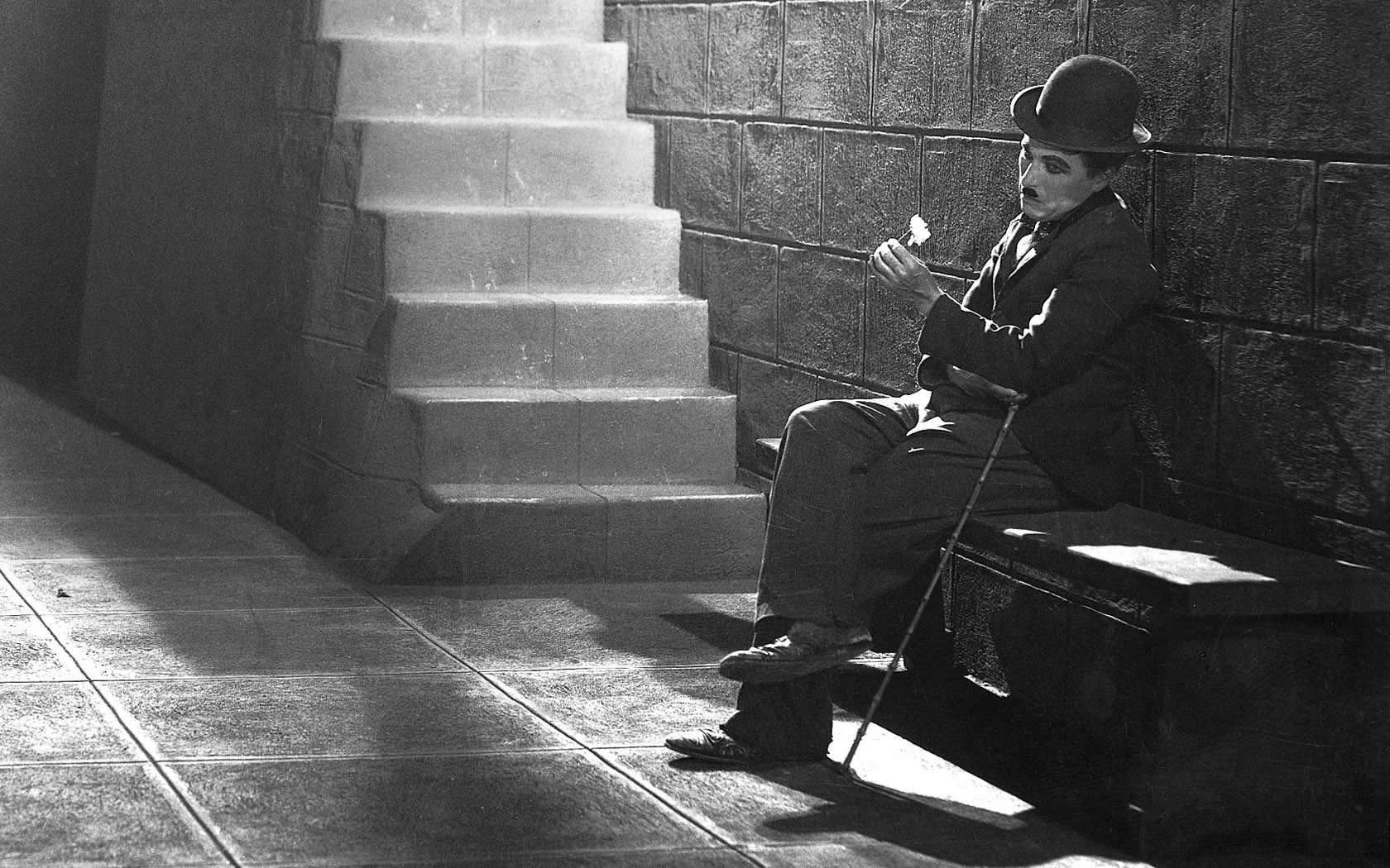 Charlie Chaplin Wallpapers HD Download 1680x1050
