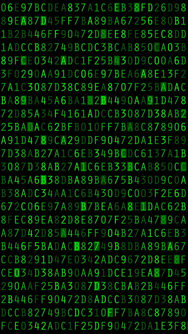 Code Matrix Wallpaper   iPhone Wallpapers 640x1136
