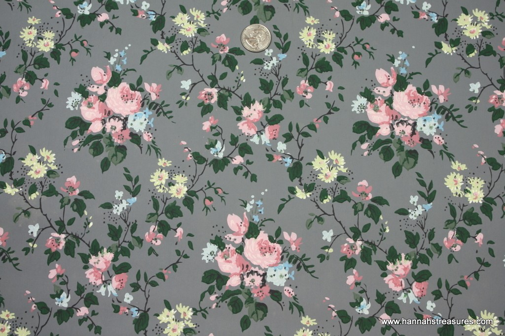 Pink Vintage Wallpaper Background 1024x683