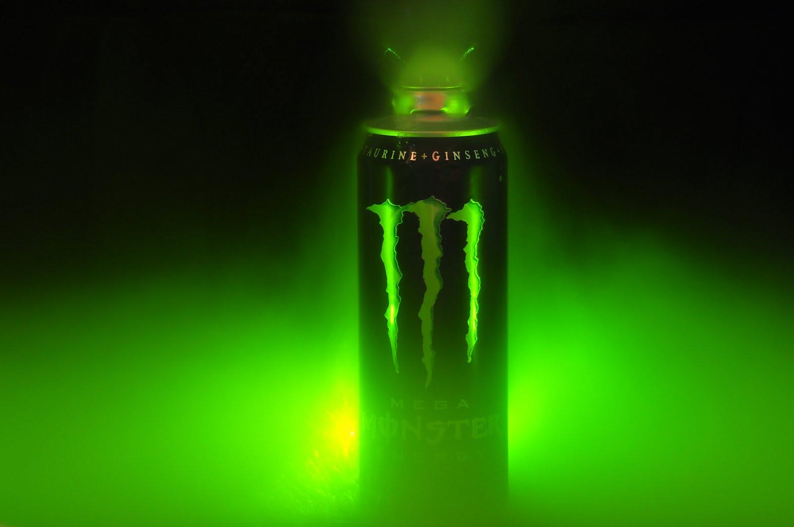 Monster Energy Drink Wallpaper