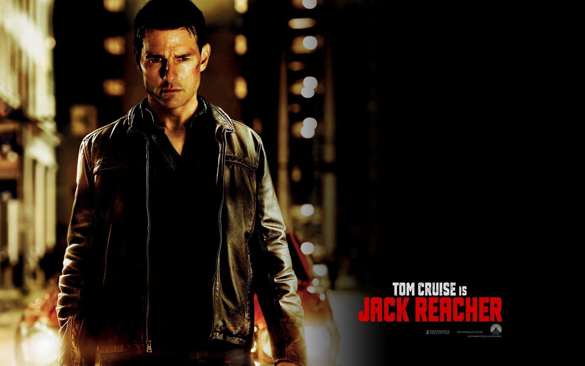 11 Jack Reacher HD Wallpapers Background Images 1920x1200