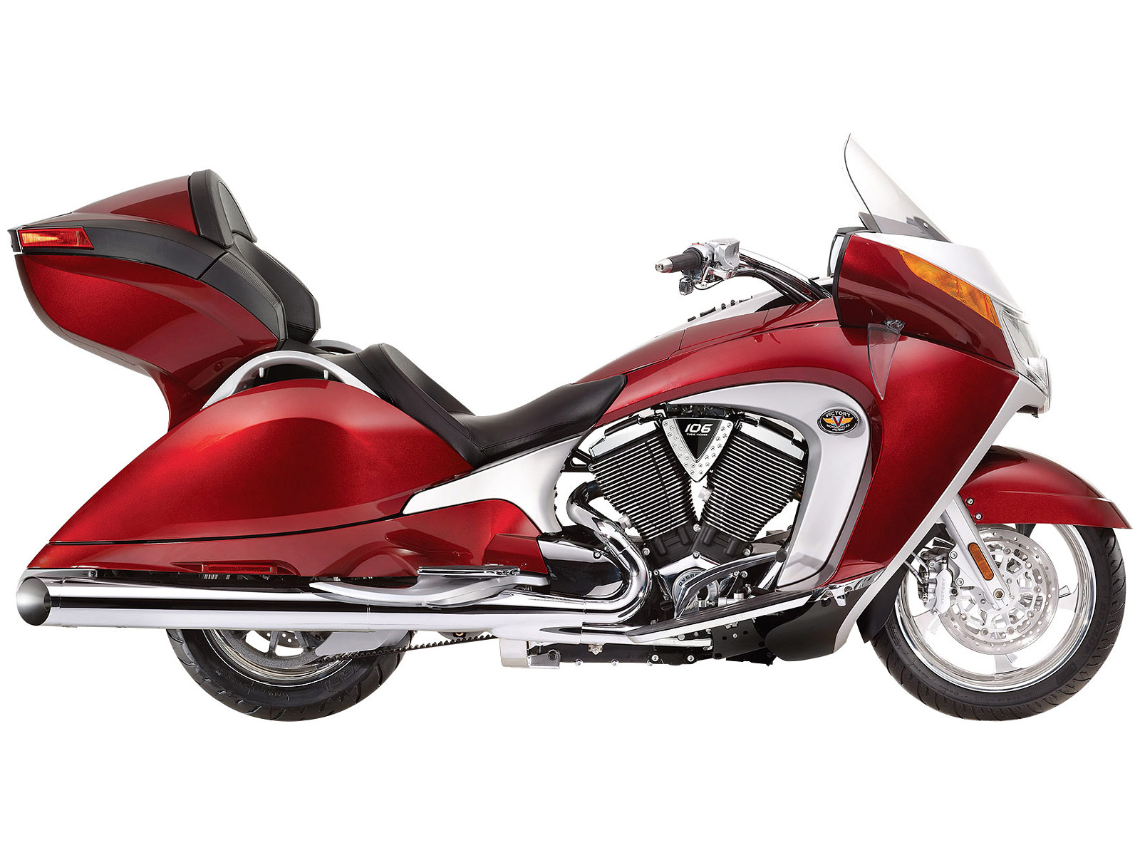 Victory Vision Tour 2010 motorcycle desktop wallpaper 4jpg 1600x1200