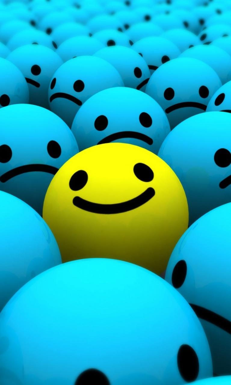 Tags Smiley Faces 768x1280 wallpaper768X1280 wallpaper screensaver 768x1280