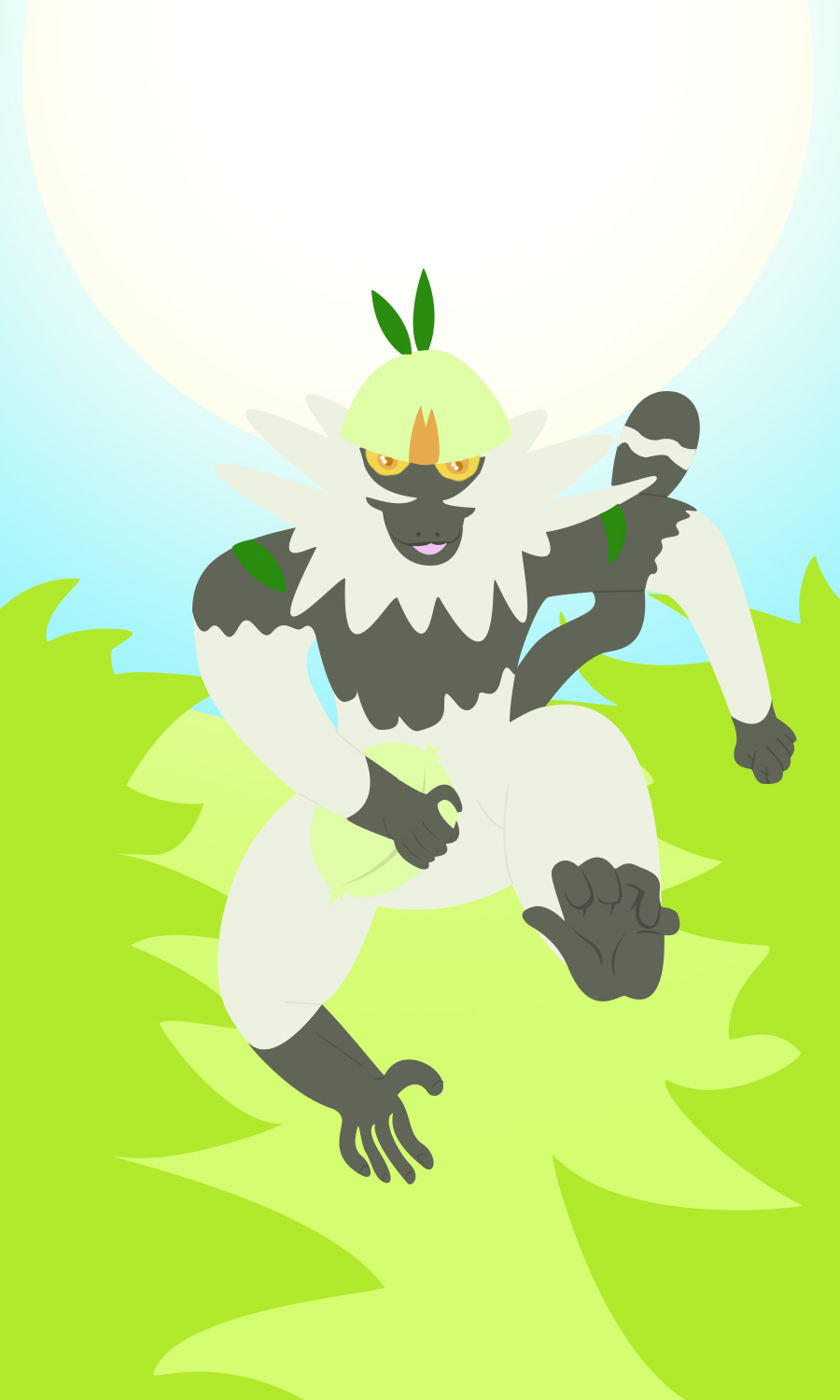 Passimian wallpaper by Grimsan 900x1500