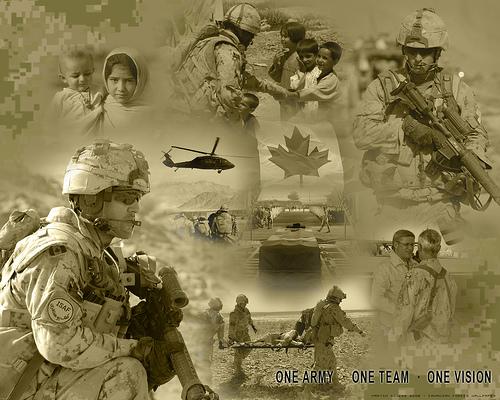 Canadian Army Run Ottawa 2014 by I saw that 500x400