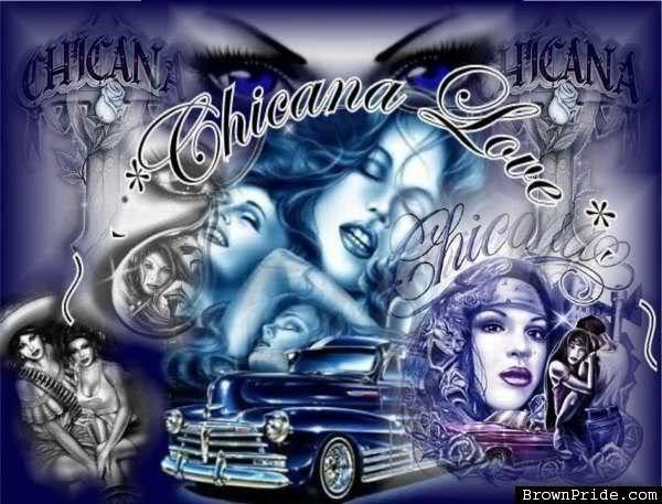Brown pride wallpaper wallpapersafari - Chicano pride images ...
