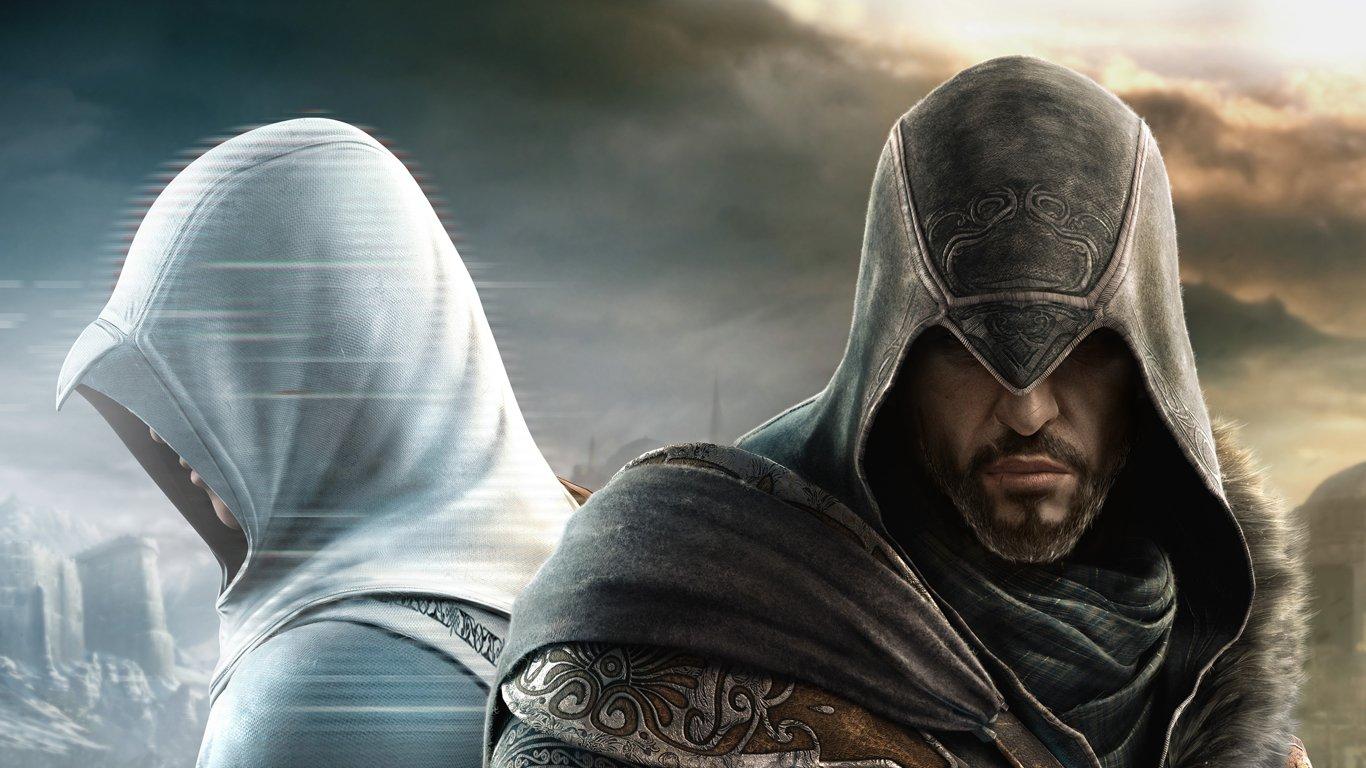 Assassins Creed Revelations wallpaper [ Trailer de modo historia del 1366x768