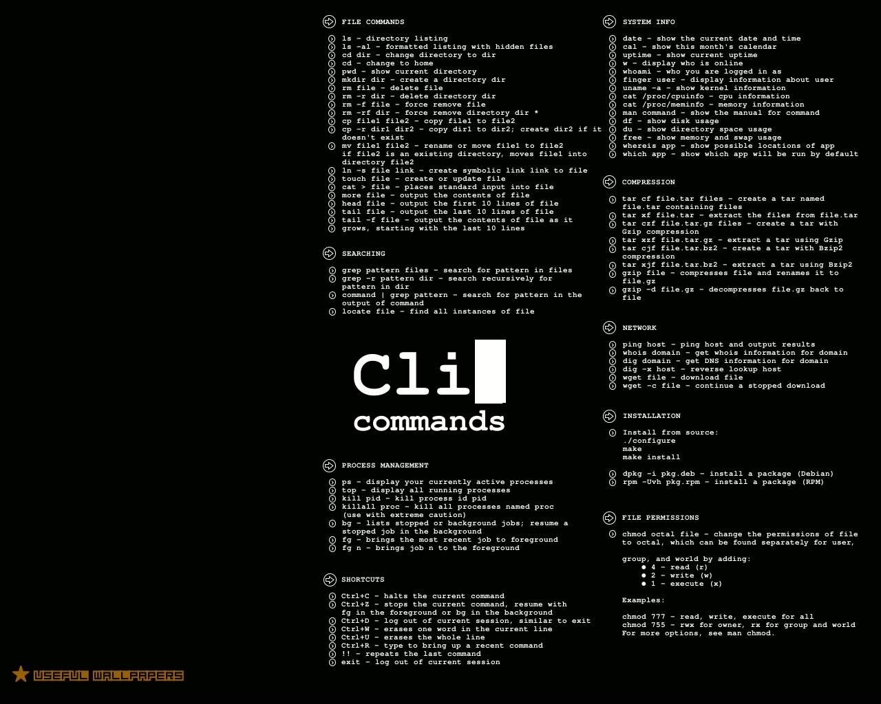 Free download The Linux Blog Handy Linux Wallpaper [1280x1024] for