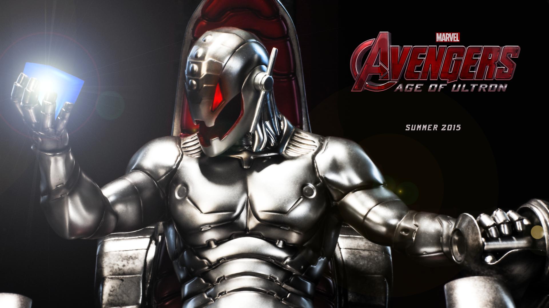Age of Ultron comics marvel robot warrior armor g wallpaper background 1920x1080