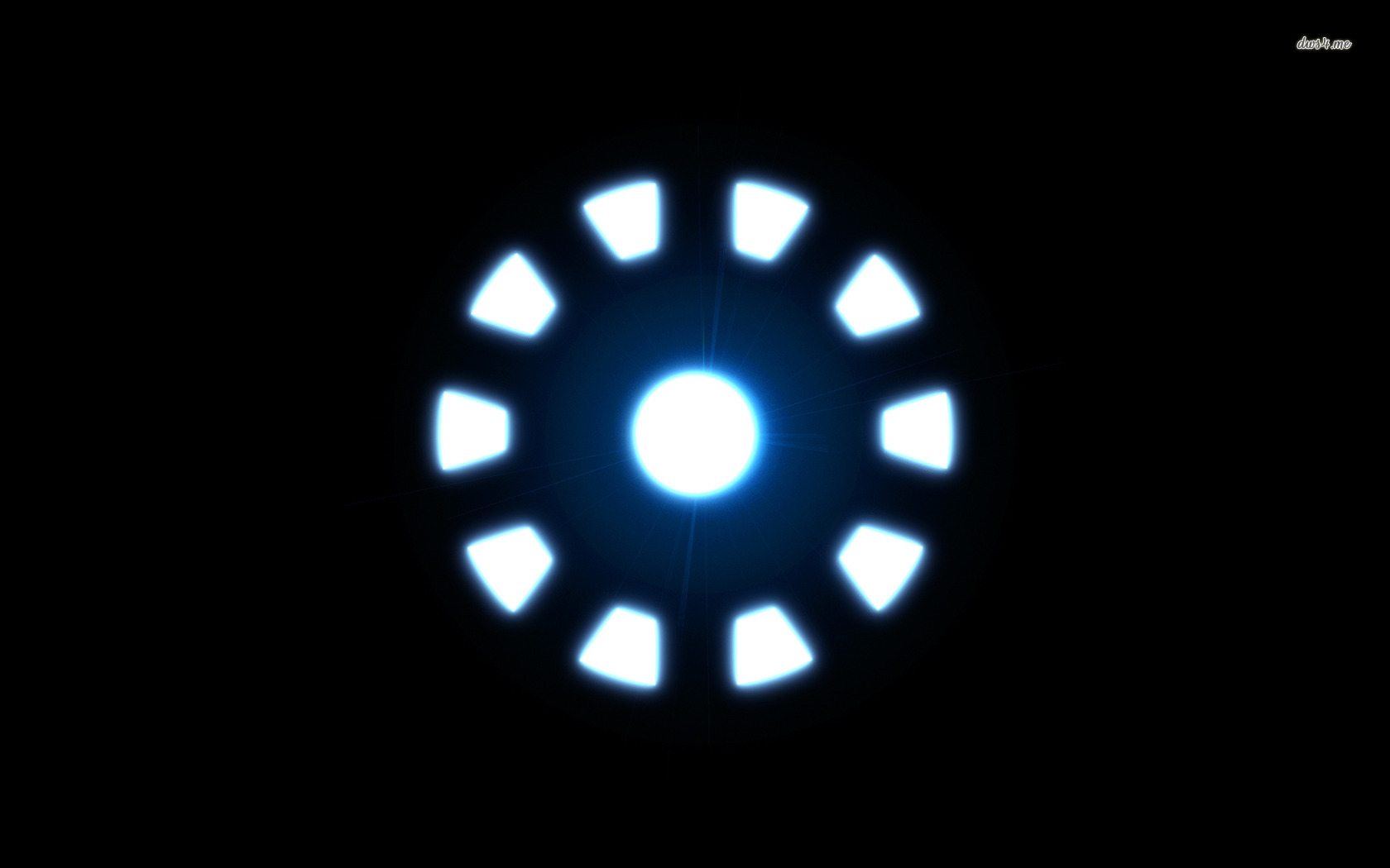 Iron Mans arc reactor wallpaper   Minimalistic wallpapers   22299 1680x1050